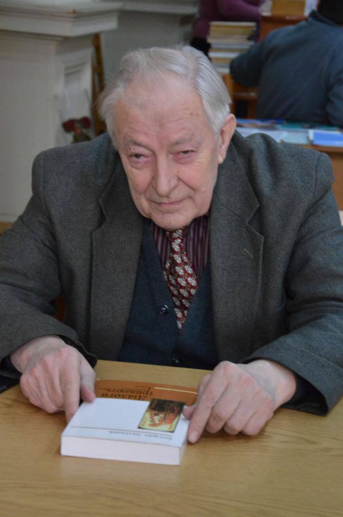 Iнтерв'ю Б.Залiзняка з професором Григорiєм Кiтом